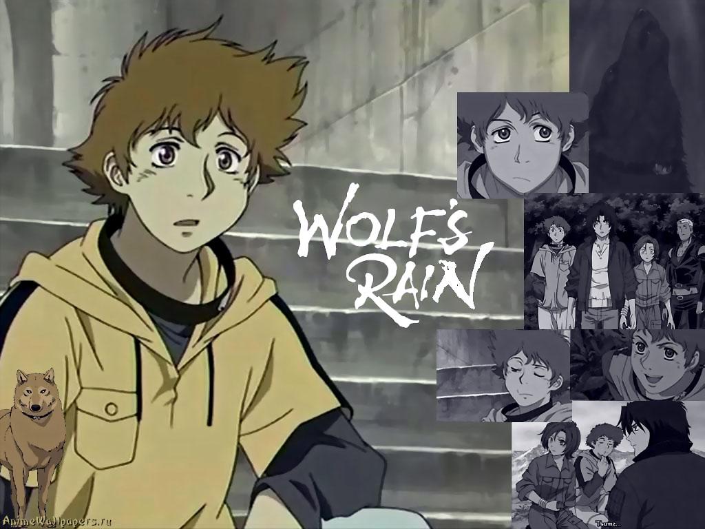 Wolf's Rain [5]