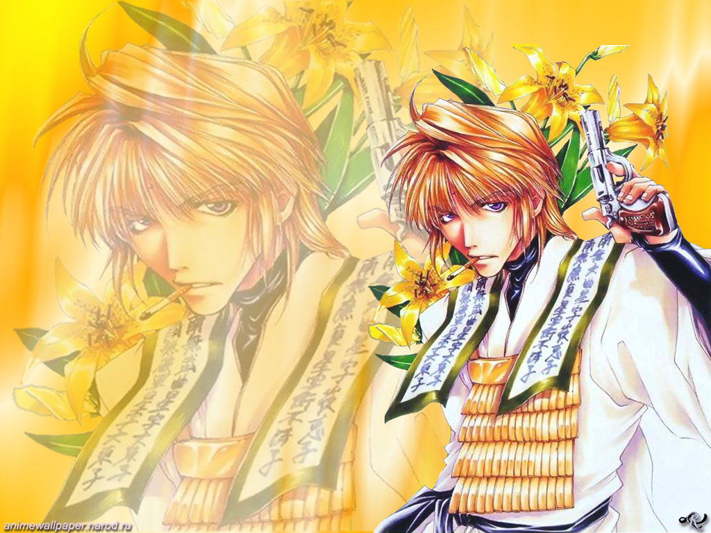 Saiyuki [3]
